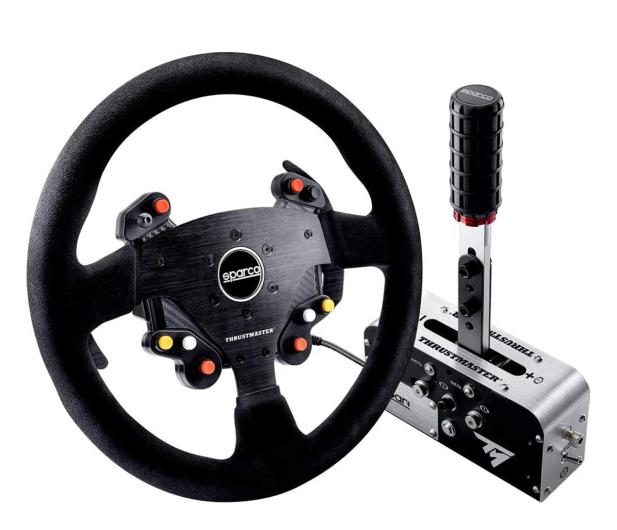 Thrustmaster Zestaw TM Rally Race Gear Sparco Mod - 552550 - zdjęcie