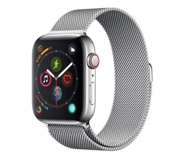 Apple Watch 5 44/Silver Steel/Silver Loop LTE - 552290 - zdjęcie