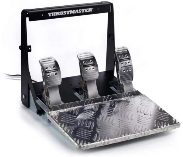 Thrustmaster Zestaw Skrzynia biegów TH8A i Pedały T3PA PRO - 552549 - zdjęcie 3