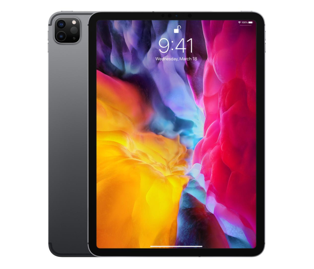 "Apple New iPad Pro 11"" 512 GB Wi-Fi + LTE Space Gray - 553106 - zdjęcie"