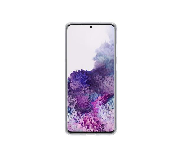 Samsung Clear Cover do Galaxy S20+ - 544176 - zdjęcie 3
