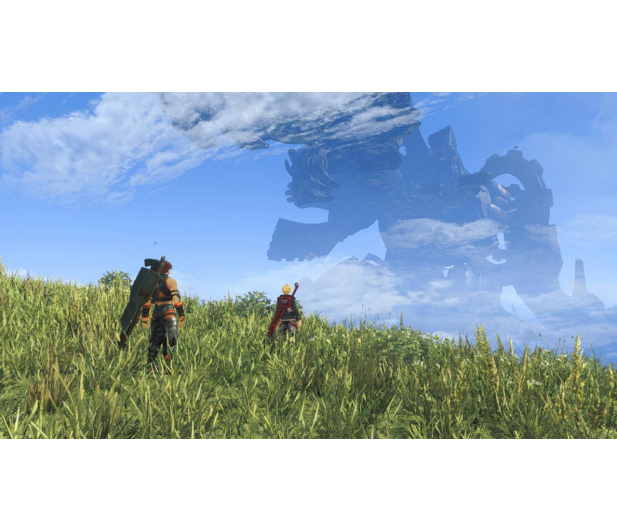 Switch Xenoblade Chronicles: Definitive Edition - 553372 - zdjęcie 4