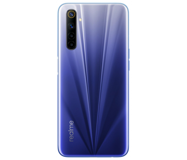 Realme 6 4+128GB Comet Blue 90Hz - 552053 - zdjęcie 6