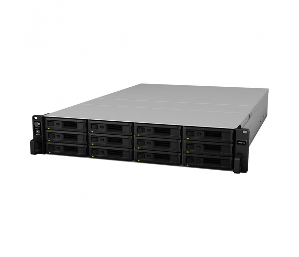 Synology RS3618xs (12xHDD, 4x2.4-2.7GHz, 8GB, 2xUSB, 4xLAN) - 553707 - zdjęcie 2