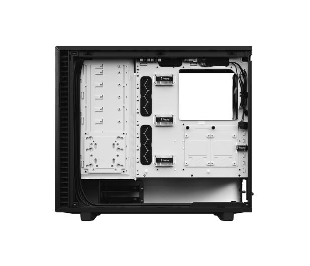 Fractal Design Define 7 black white TG Clear Tint - 553859 - zdjęcie 9