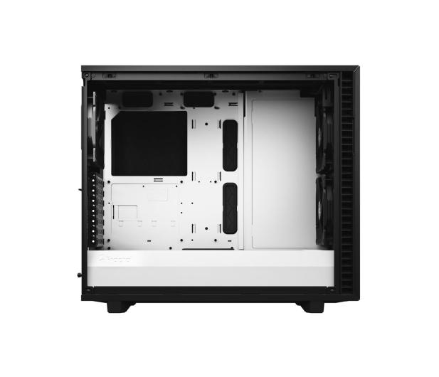 Fractal Design Define 7 black white TG Clear Tint - 553859 - zdjęcie 8