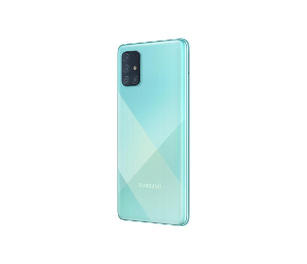 Samsung Galaxy A71 SM-A715F Blue - 536262 - zdjęcie 5