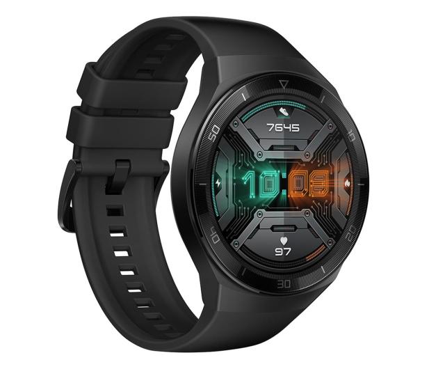 Huawei Watch GT 2e 46mm czarny - 553292 - zdjęcie
