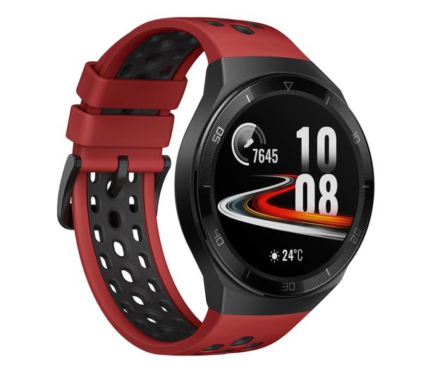 Huawei Watch GT 2e 46mm czerwony - 553294 - zdjęcie