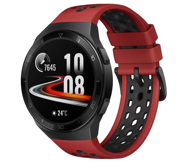 Huawei Watch GT 2e 46mm czerwony - 553294 - zdjęcie 3