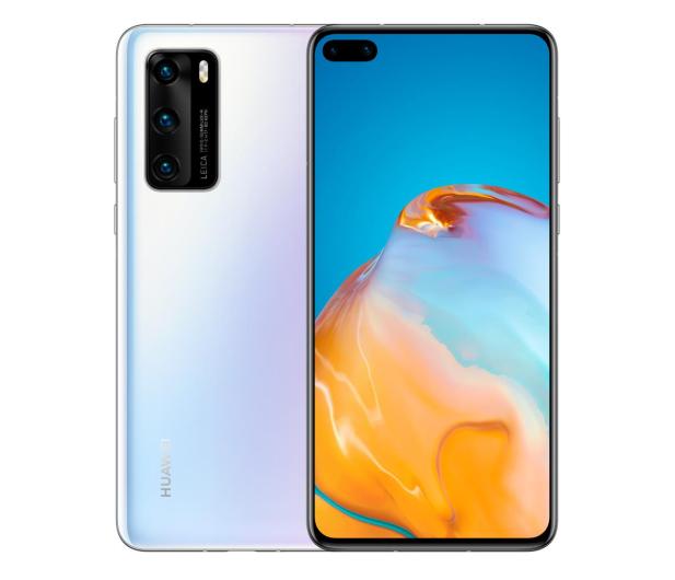 Huawei P40 8/128GB perłowy - 553313 - zdjęcie