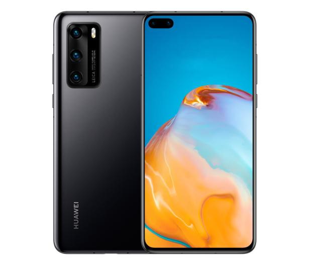 Huawei P40 8/128GB czarny - 553318 - zdjęcie