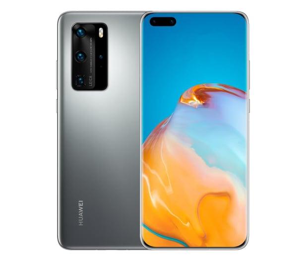 Huawei P40 Pro 8/256GB srebrny - 553310 - zdjęcie