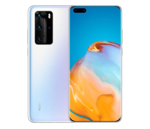 Huawei P40 Pro 8/256GB perłowy - 553301 - zdjęcie
