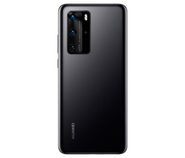 3mk Matt Case do Huawei P40 Pro czarny - 554504 - zdjęcie