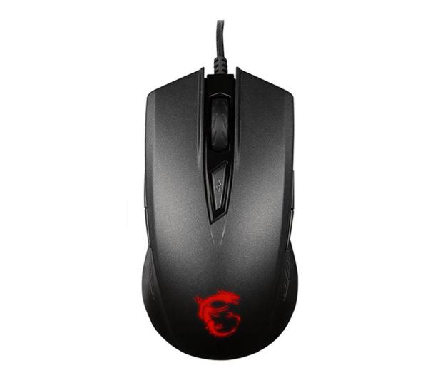 MSI Clutch GM40 Gaming (Czarna) - 420100 - zdjęcie