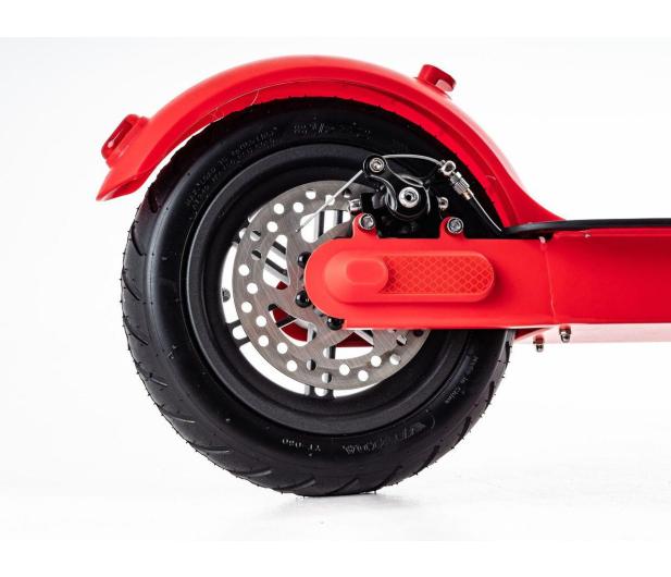 """Fiat F500 8,5"""" 350W czerwona - 554261 - zdjęcie 7"""