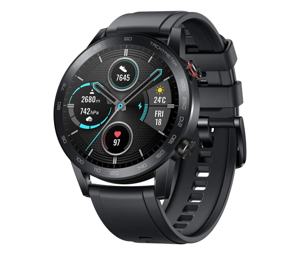 Honor MagicWatch 2 46mm Charcoal Black - 554224 - zdjęcie