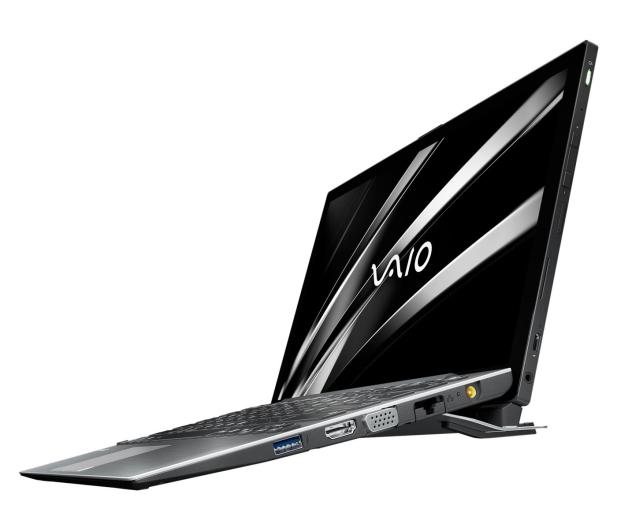 Vaio A12 i7-8500Y/16GB/512GB/W10P LTE Dotyk - 548729 - zdjęcie 3
