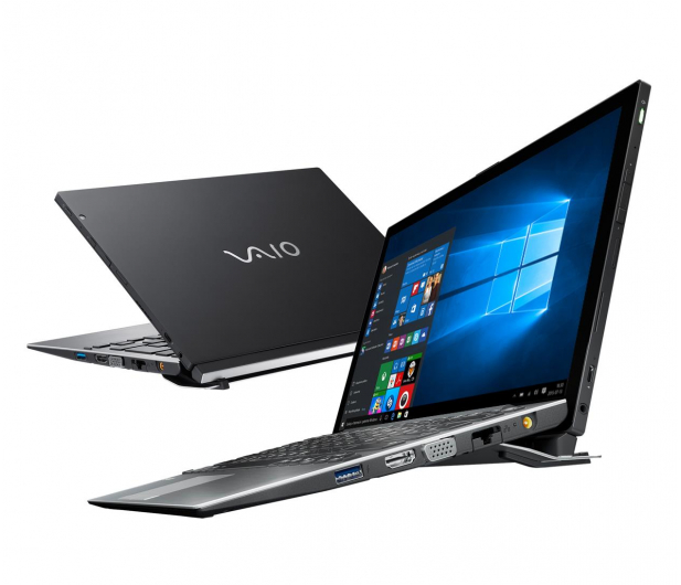 Vaio A12 i7-8500Y/16GB/512GB/W10P LTE Dotyk - 548729 - zdjęcie
