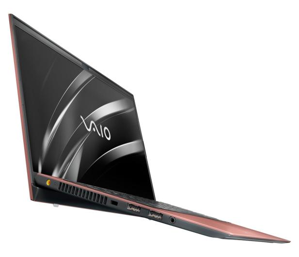 Vaio SX 14 i5-8265U/8GB/256/W10P LTE Brown - 548711 - zdjęcie 3