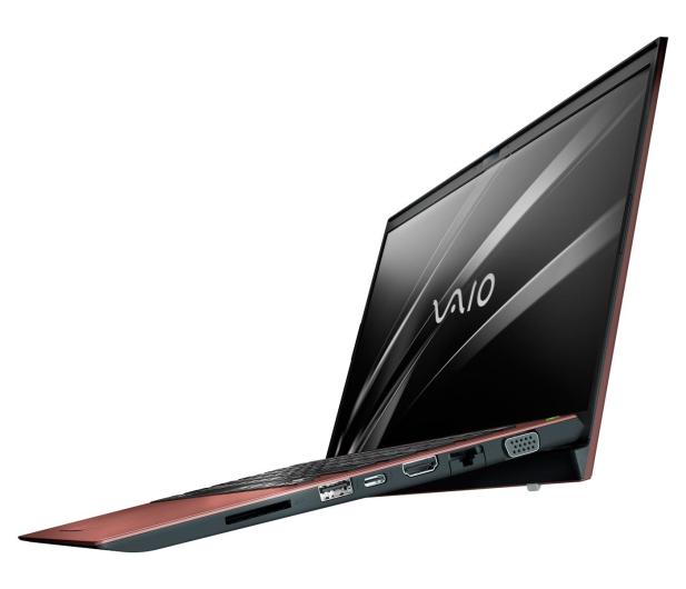 Vaio SX 14 i5-8265U/8GB/256/W10P LTE Brown - 548711 - zdjęcie 2