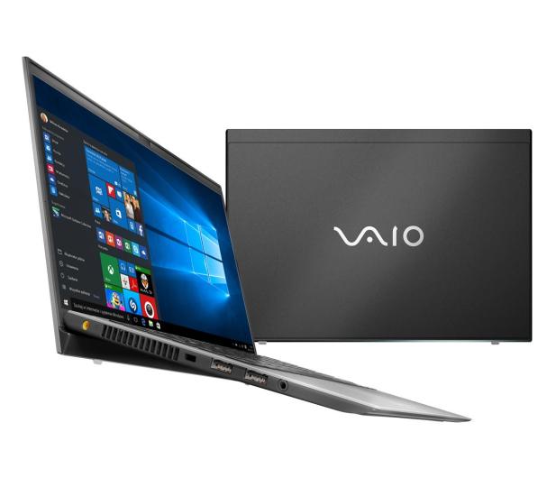 Vaio SX 14 i7-8565U/16GB/512/W10P LTE Black - 548713 - zdjęcie