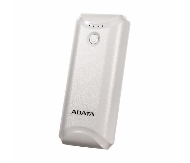 ADATA Power Bank P5000 (5000 mAh, biały) - 546275 - zdjęcie 3