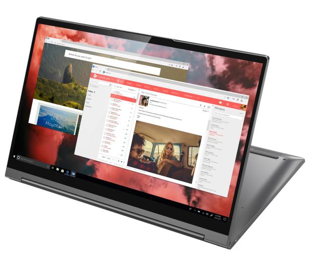 Lenovo Yoga C940-14 i7-1065G7/8GB/256/Win10 Dotyk - 547891 - zdjęcie 5