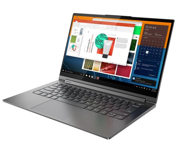 Lenovo Yoga C940-14 i7-1065G7/8GB/256/Win10 Dotyk - 547891 - zdjęcie 2
