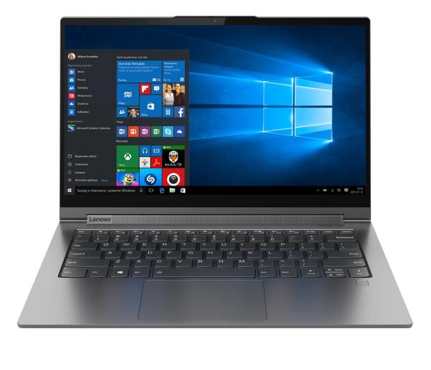 Lenovo Yoga C940-14 i7-1065G7/8GB/256/Win10 Dotyk - 547891 - zdjęcie