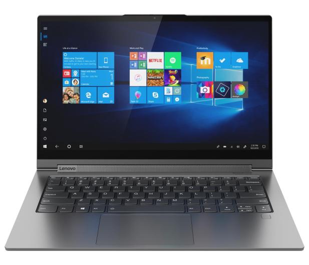 Lenovo Yoga C940-14 i7-1065G7/8GB/256/Win10 Dotyk - 547891 - zdjęcie 3