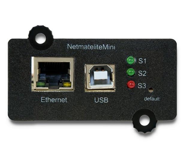 Qoltec Moduł SNMP  - 547882 - zdjęcie