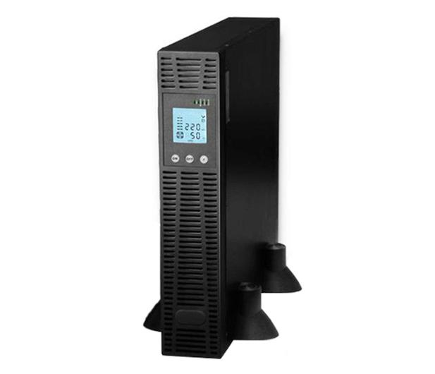 Qoltec UPS (6kVA/4.8kW, LCD, USB, RACK) - 547874 - zdjęcie