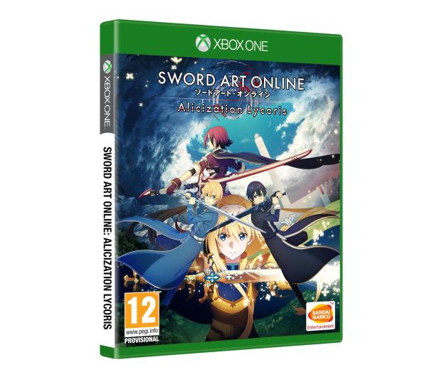 Xbox Sword Art Online Alicization Lycoris - 554800 - zdjęcie 2