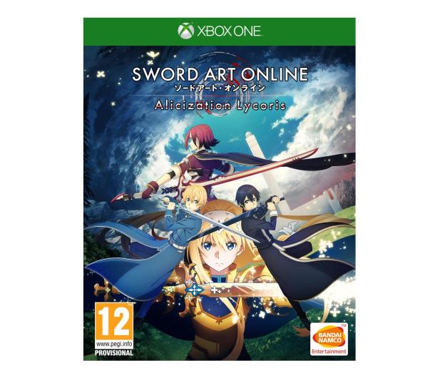 Xbox Sword Art Online Alicization Lycoris - 554800 - zdjęcie