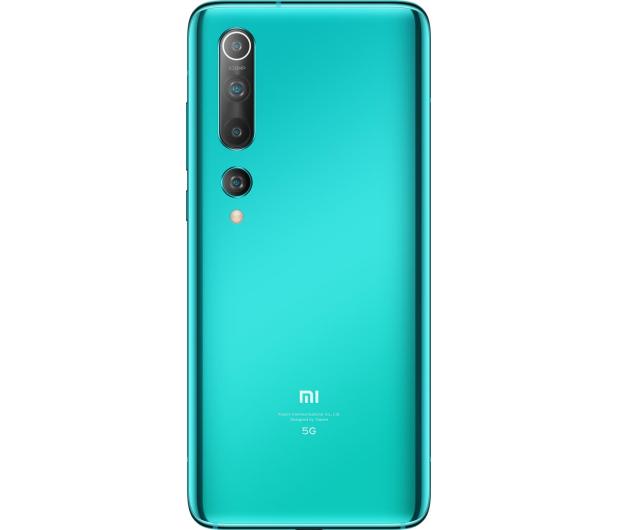 Xiaomi Mi 10 8/128GB Coral Green - 555176 - zdjęcie 3