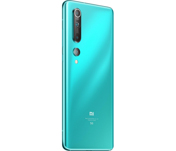 Xiaomi Mi 10 8/128GB Coral Green - 555176 - zdjęcie 4