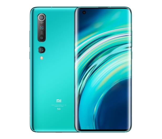 Xiaomi Mi 10 8/128GB Coral Green - 555176 - zdjęcie