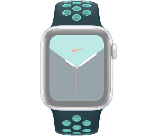Apple Pasek Sportowy Nike do Apple Watch nocny turkus  - 555252 - zdjęcie 3
