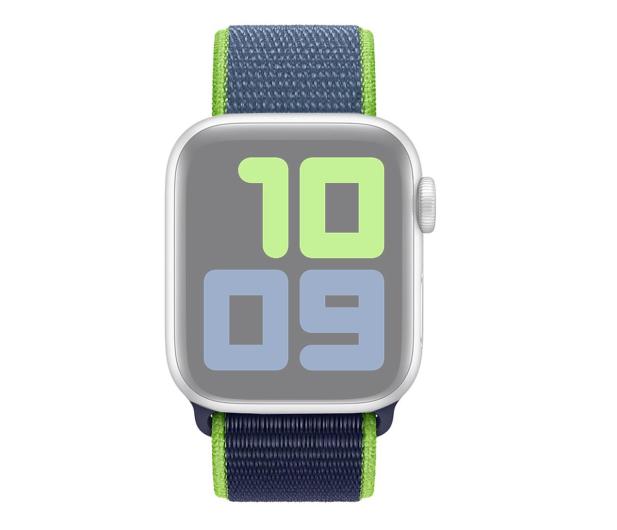 Apple Opaska Sportowa do Apple Watch neonowa limonka  - 553798 - zdjęcie 3