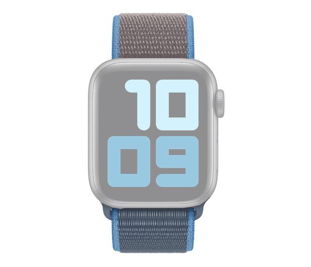 Apple Opaska Sportowa do Apple Watch błękitna fala  - 553799 - zdjęcie 3