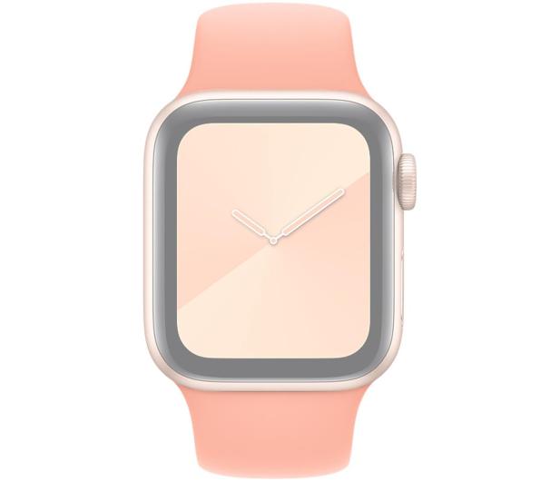 Apple Pasek Sportowy do Apple Watch grejpfrutowy  - 553829 - zdjęcie 3