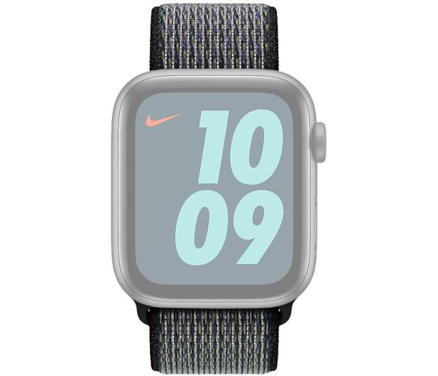 Apple Opaska Sportowa Nike do Apple Watch indygo/limetka - 553823 - zdjęcie 3