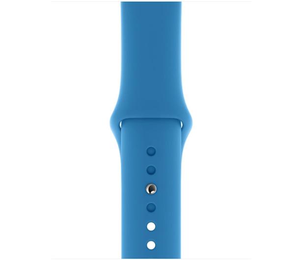 Apple Pasek Sportowy do Apple Watch błękitna fala - 553830 - zdjęcie 2