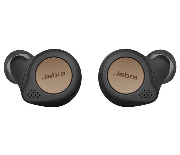 Jabra Elite 75t active miedziano-czarne - 554791 - zdjęcie 2