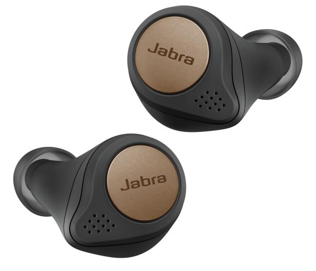 Jabra Elite 75t active miedziano-czarne - 554791 - zdjęcie 3