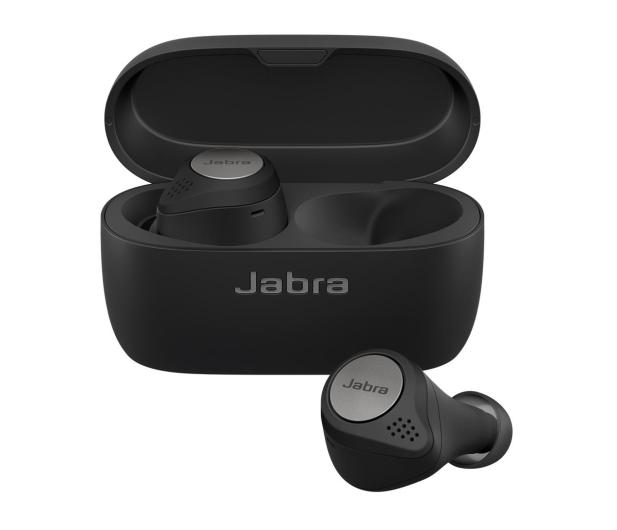 Jabra Elite 75t active tytanowo-czarne - 554790 - zdjęcie