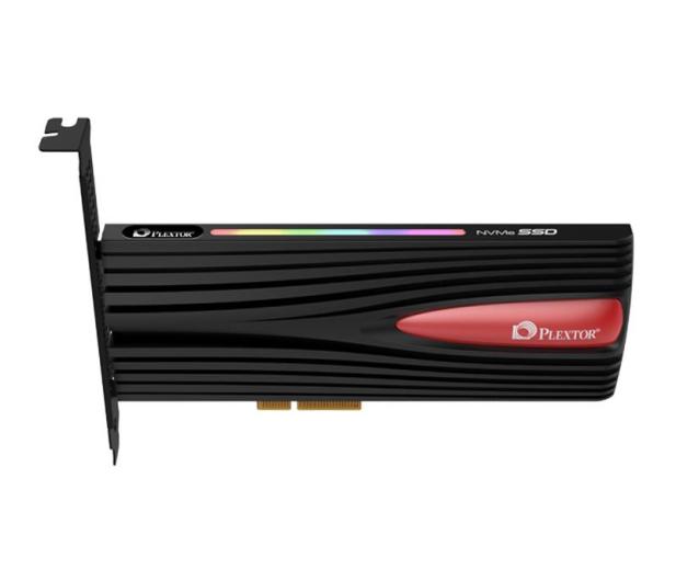 Plextor 512GB PCIe NVMe AIC M9PY Plus - 548296 - zdjęcie 3