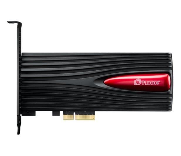 Plextor 512GB PCIe NVMe AIC M9PY Plus - 548296 - zdjęcie